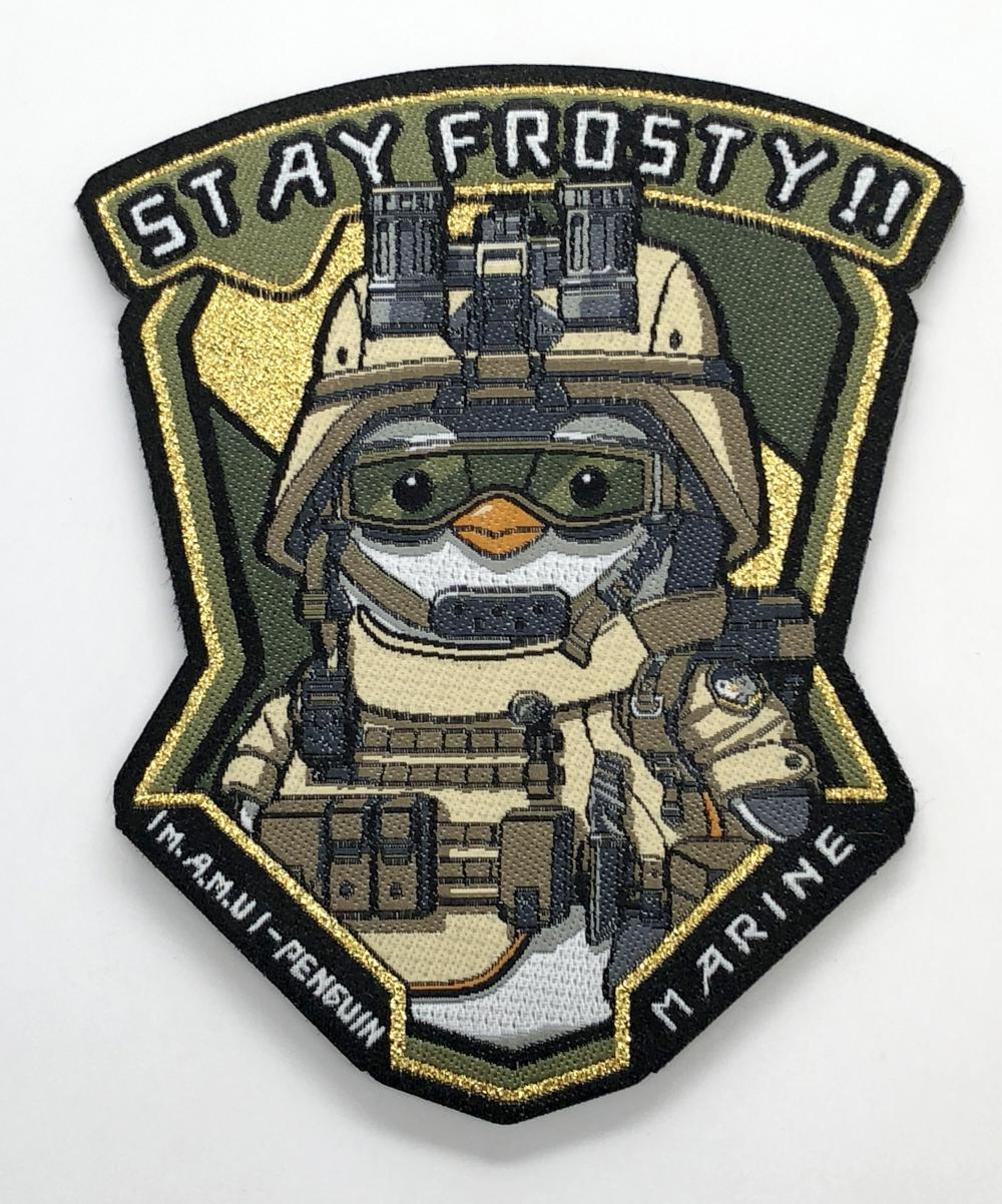 image for Custom Tactical Patches Say It For You post