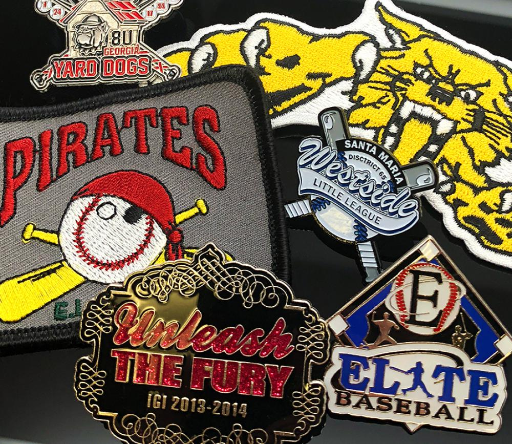 image for Custom Trading Pins and Baseball Patches post